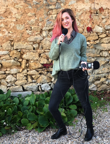 Anastasia De Santis Podcast